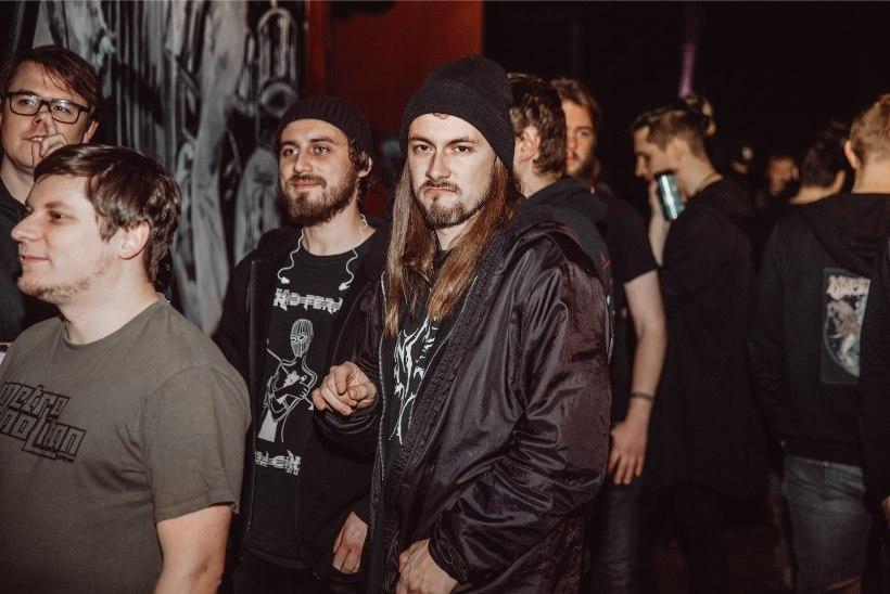 GALERII | Metal-bänd Amenra viis publiku sügavale hingeretkele