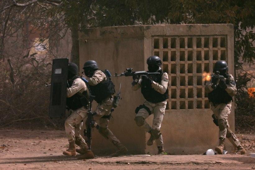 Burkina Faso sõjaväelased tapsid 32 mässulist ja vabastasid seksorje