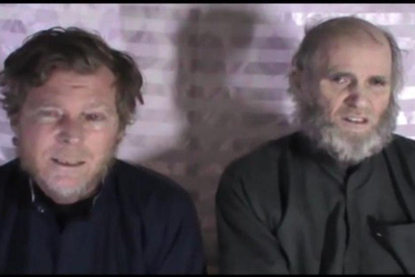 TEHTUD! USA ja Taliban vahetasid vange