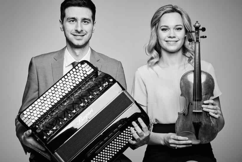 Eesti tüdruku ja serbia poisi armastusest sündis kuum tangobänd