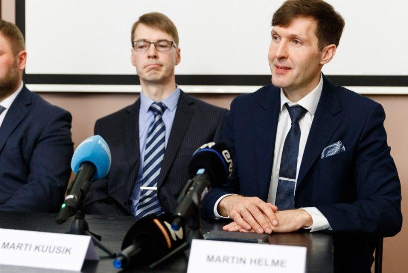 Riik ei pea Marti Kuusiku kohtuasjas Martin Helme tunnistajaks kutsumist vajalikuks