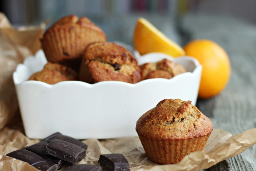 JÕULUHÕNGU JA VITAMIINE: küpseta apelsini-šokolaadimuffinid