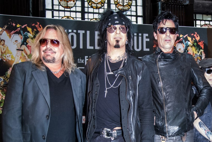 Mötley Crüe tuleb viis aastat pärast hüvastijätukontserti jälle kokku
