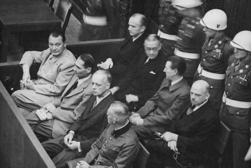 MINEVIKUHETK | 20. november: Saksamaal algas kurikuulus Nürnbergi kohtuprotsess