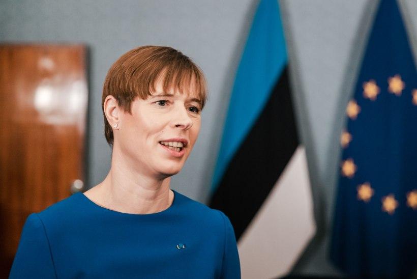 President Kaljulaid Mart Helme väljaütlemisest: iga minister on andnud vande tegutseda Eesti riigi huvides