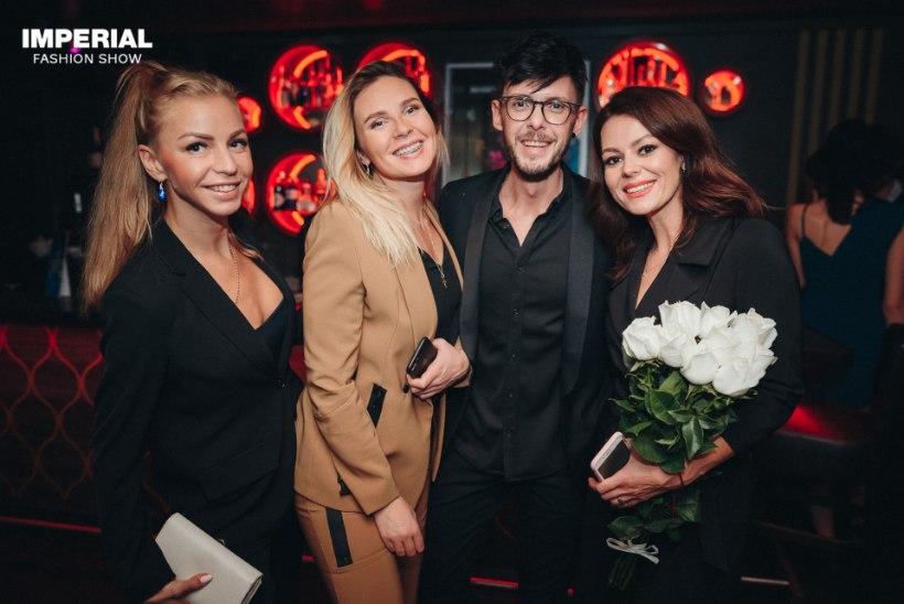 MOEGURMAANIDE PARADIIS | Pealinna vingeimad fashionistad kogunesid Lounge Deja Vu'sse