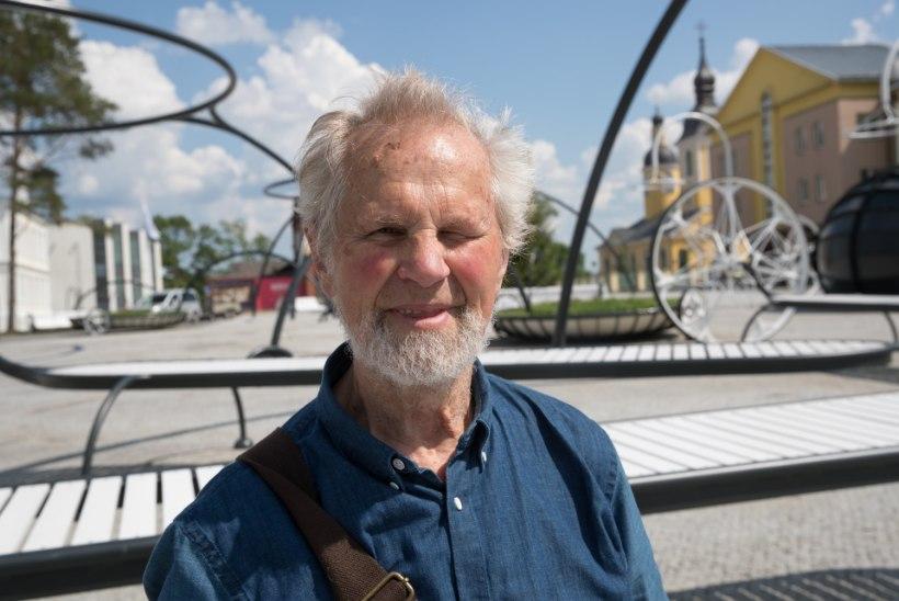 Klimatoloog Ain Kallis pälvis teaduse populariseerimise elutööpreemia
