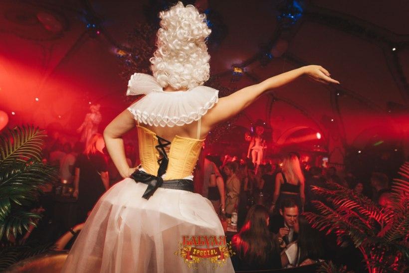 PEOGALERII | Klubis Teater peeti koogisõda ja DJ-puldi vallutasid puhvis naised!