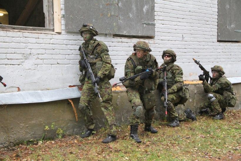 Helme nõustub hinnanguga, et Venemaa vallutaks Eesti kärmelt, kaitseministeerium mitte