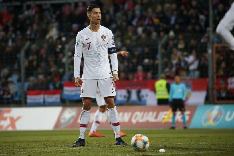 Cristiano Ronaldo tõuseb ajaloo vägevaimaks, kuid Romelu Lukaku lööb ta ilmselt troonilt!