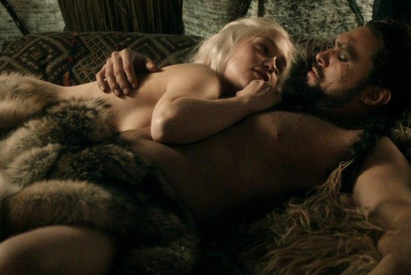 """""""Troonide mängu"""" näitlejatari survestati alastistseene filmima"""