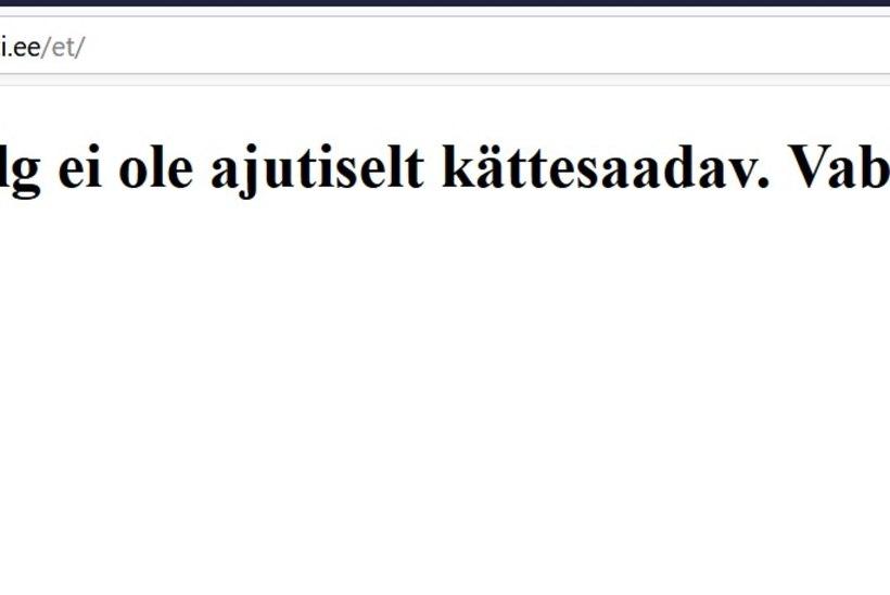 FOTO | Rotid said e-Eestist jagu