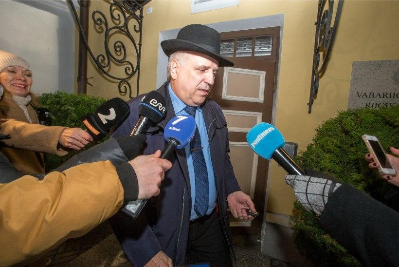 NELJAPÄEV VALITSUSES: Järviku saatus ei selgu ilmselt, kantsler Lemetti oma kindlasti!