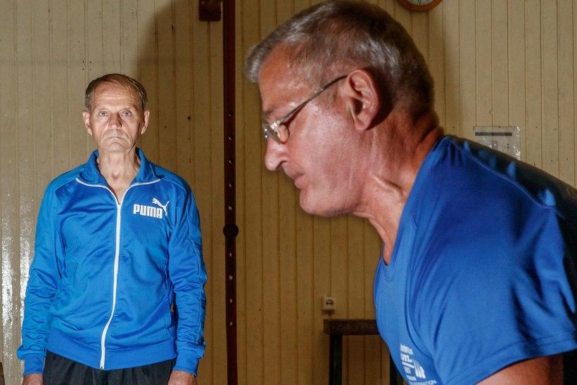 Deivil Tserp | Eesti spordi vanameistrid, kelle elujõud tiivustab poole nooremaid