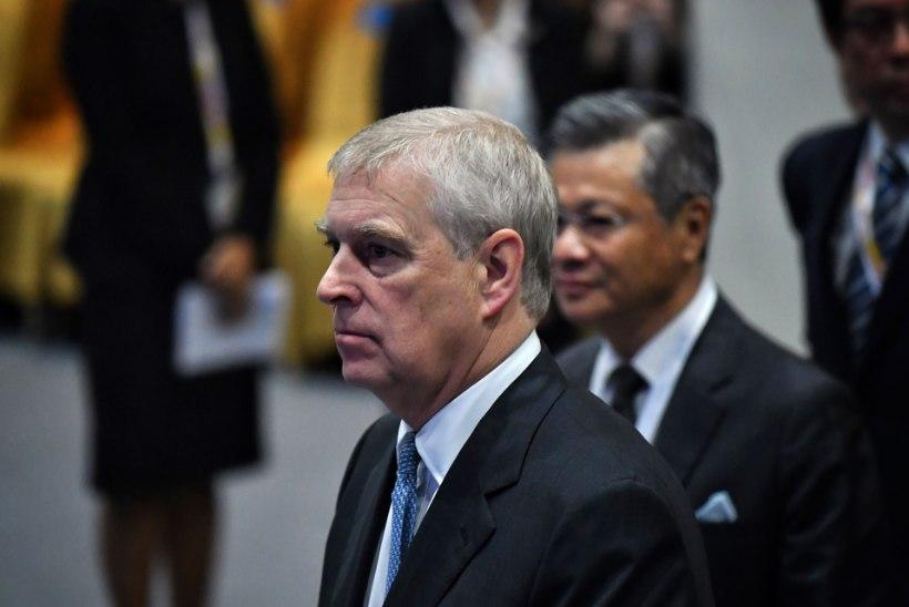 Prints Andrew' kõik 200 heategevusorganisatsiooni peavad uue patrooni otsima