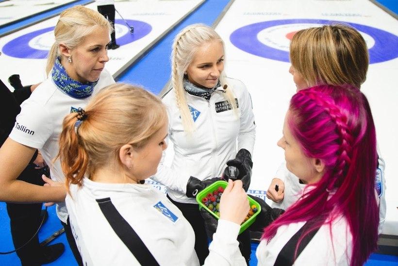 VAHVA! Eesti naiskond täitis EMil eesmärgi!