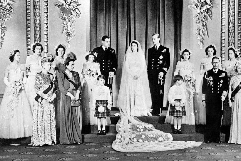 Täna 72. pulma-aastapäeva pidav Elizabeth II on oma mehega alati eraldi tubades maganud