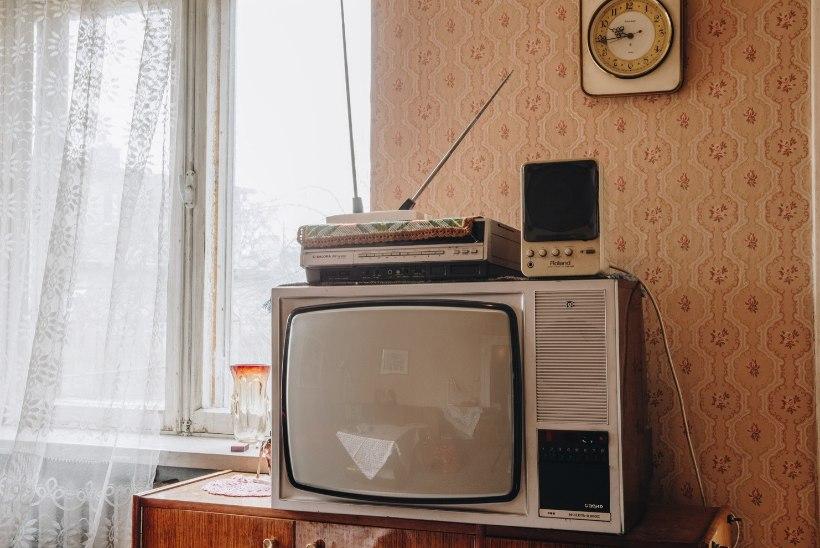 TELEVISIOONIPÄEV | Heidame pilgu televisiooni ajalukku!