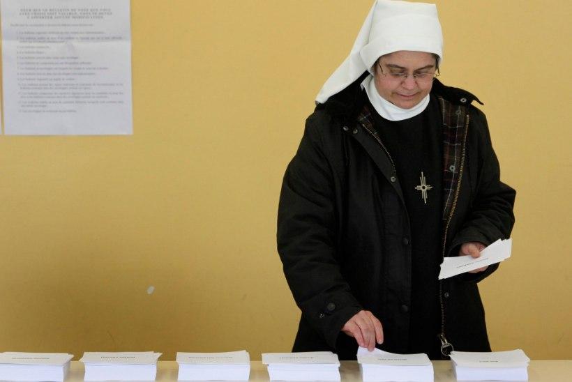 Prantsuse vanadekodu keeldus burkakeelu tõttu nunna vastu võtmast