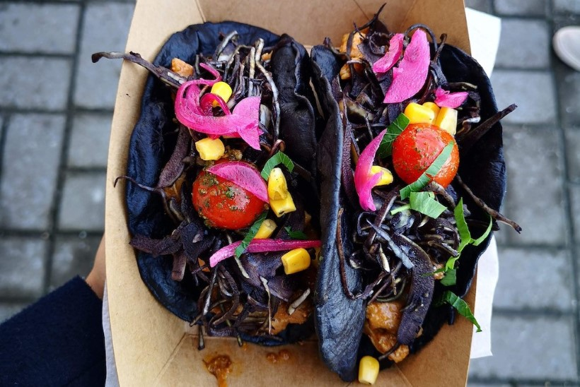 KUI ON MUST: toidufestival selgitab parimad tumedad road