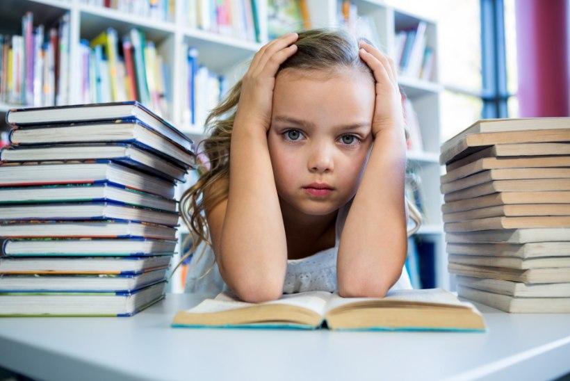 Lugejakiri: lapsel diagnoositi depressioon