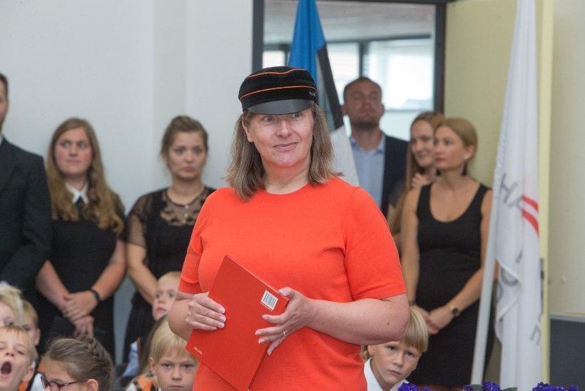 Viimsi vald otsustas jätkata koostööd Haabneeme kooli direktori Sirje Toomlaga