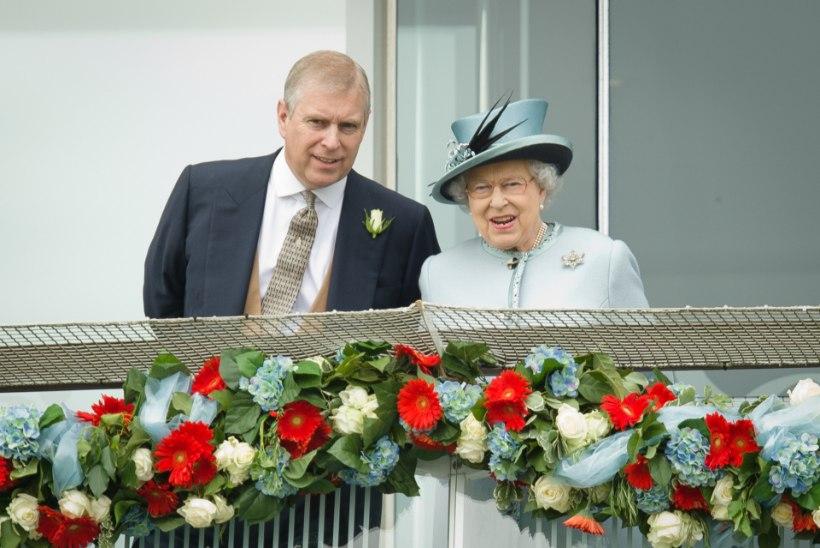 Häbistatud prints Andrew taandus avalikust elust