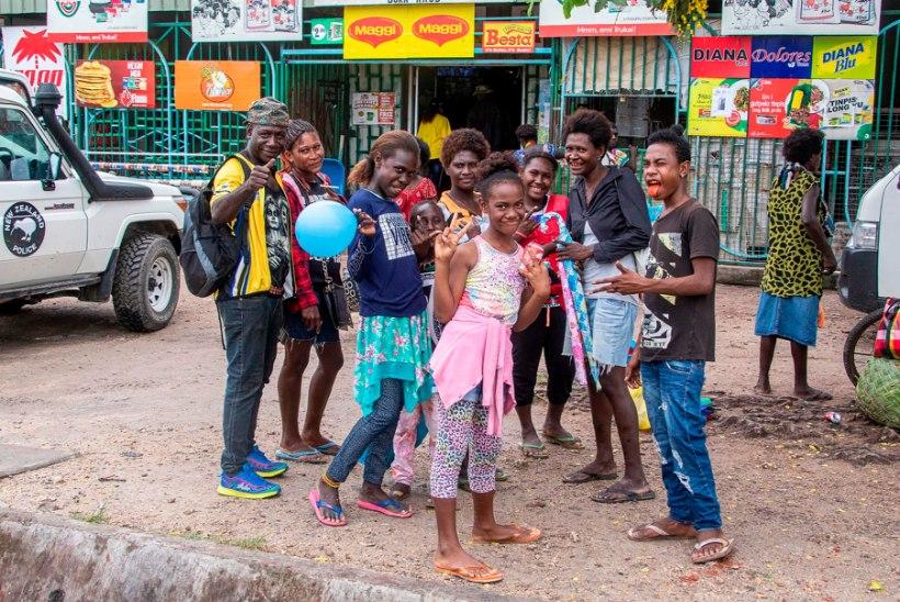 ISESEISVUSREFERENDUM: sündimas on uus riik – Bougainville