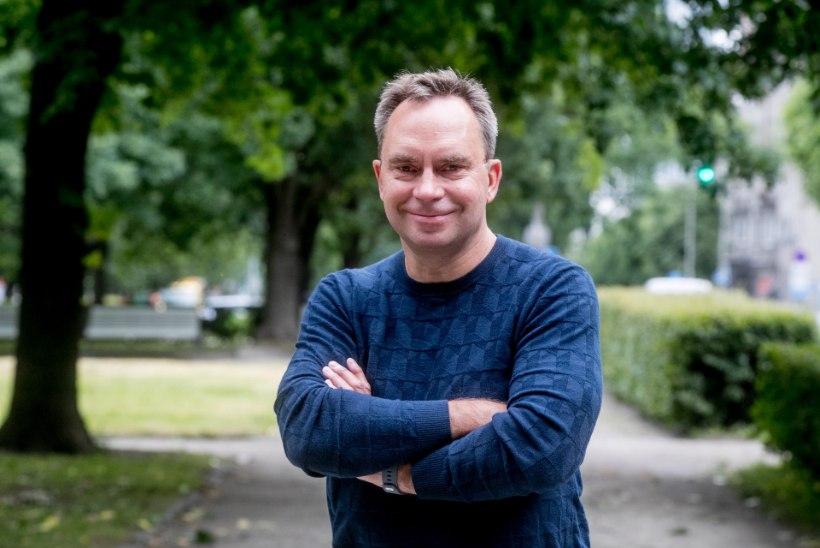 Allan Martinson ilmus Silverspooni galale uue kaaslasega