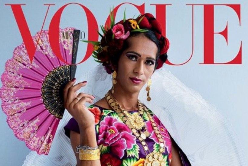Vogue'i esikaanel poseerib Mehhiko legendaarne meesnaine