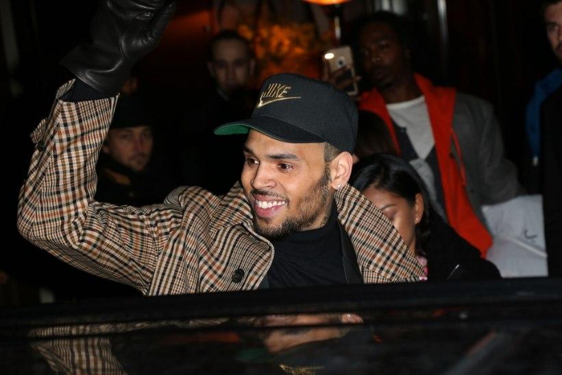 Rihanna vägivaldne ekskallim Chris Brown sai teise lapse