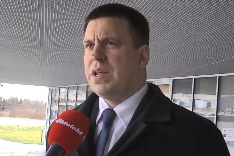 ÕL VIDEO | Peaminister Ratas: riigisekretäri raport on minu kahtlusi Järviku suhtes kinnitanud
