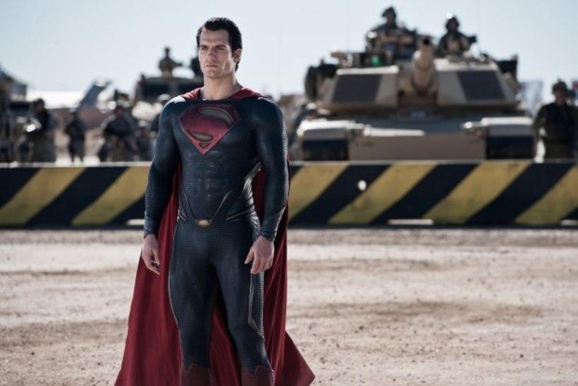 Supermanile öeldi, et ta on Bondi rolliks liiga paks!