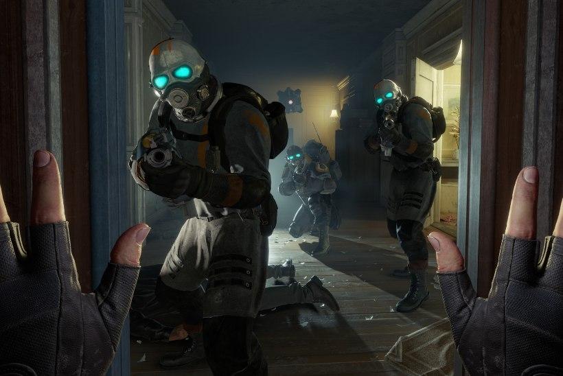 """KAE TREILERIT: ei, """"Half-Life: Alyx"""" ei ole """"Half-Life 3""""!"""