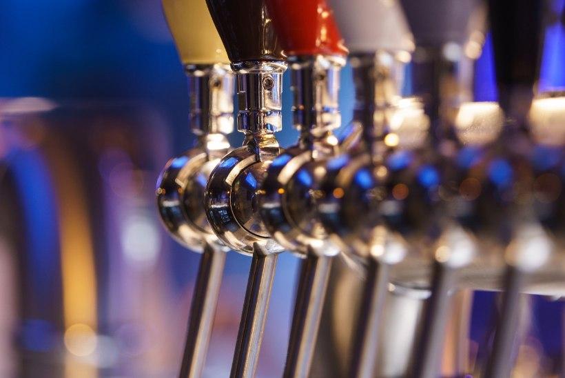 Beer Garden kutsub külla nii jõulupühadel kui aastavahetusel!