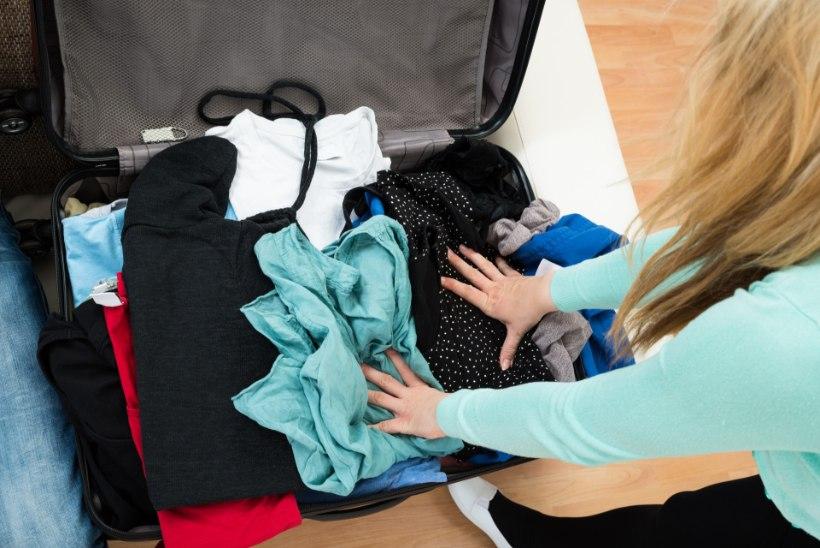 Naise reisikohvrist kadusid asjad.. hiljem leidis ta need netis müügil olevat!