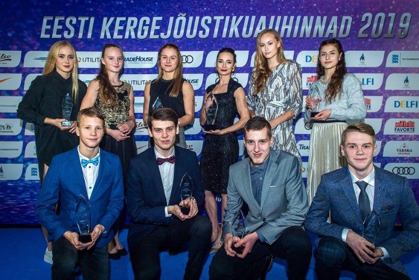 Aasta naiskergejõustiklane Ksenija Balta: mulle anti justkui krediiti ja ma tahan uuel aastal tõestada, et väärin seda
