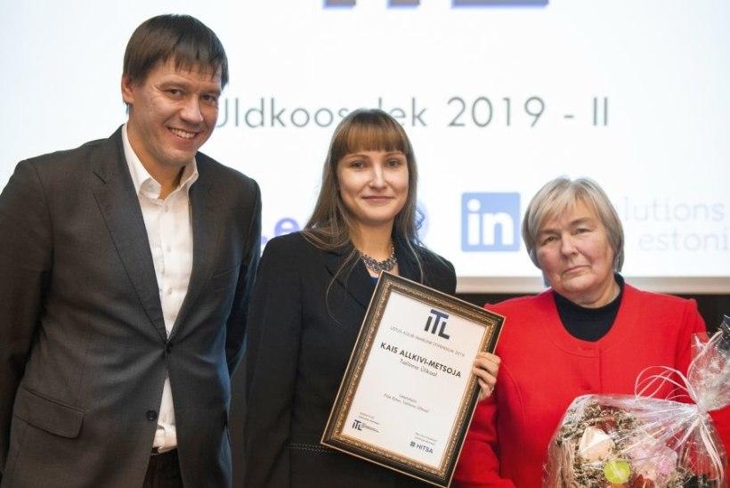Ustus Aguri stipendiumi sai Kais Allkivi-Metsoja: varsti aitab keeleoskustaset automaatselt hinnata veebirakendus