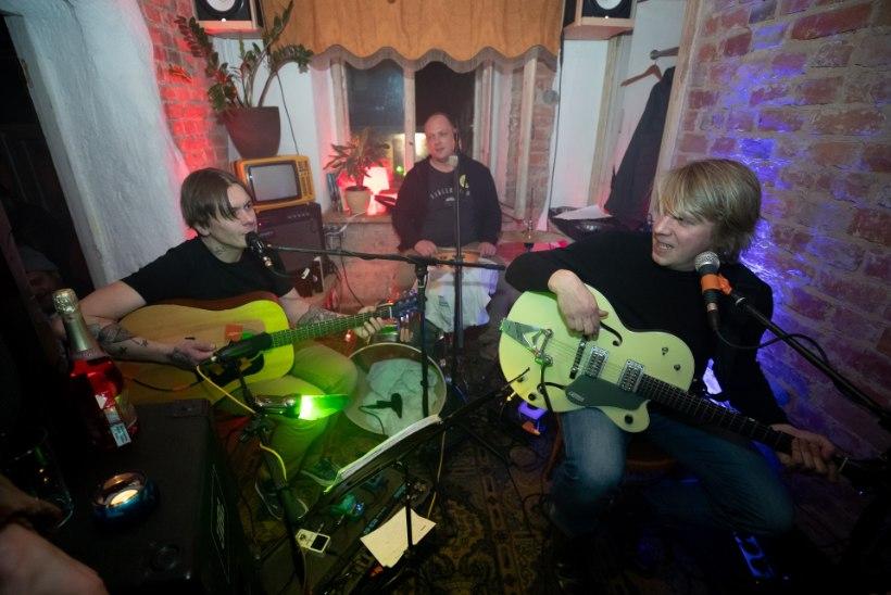 GALERII | Janno Reim ja Stanislav Bulganin panid vene kultusbändi muusika eesti keelde