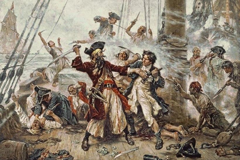MINEVIKUHETK | 22. november: verises lahingus langes kurikuulus piraat Musthabe