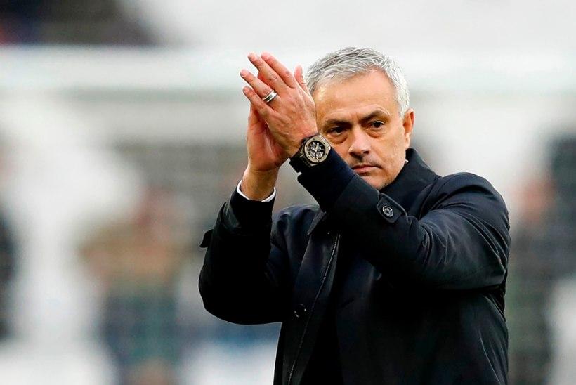 Mourinho alustas võidukalt ja jätkas uhket seeriat