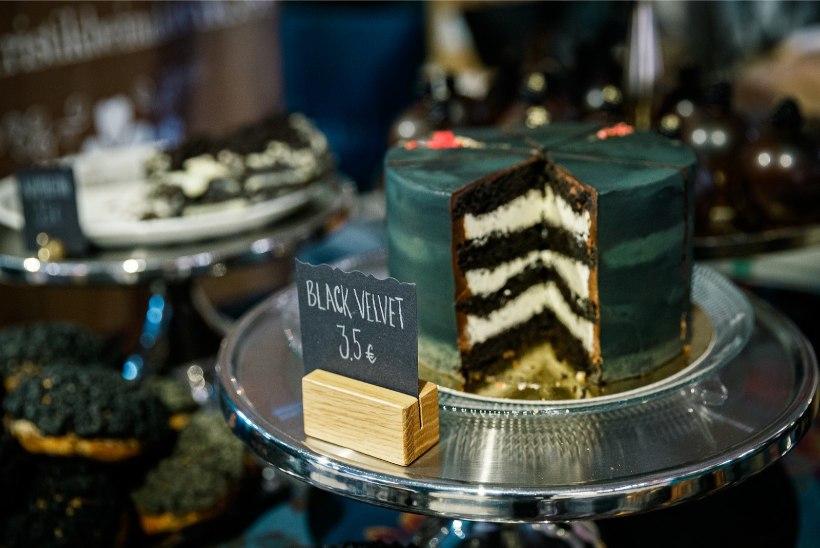 GALERII | Must nagu öö: Tallinnas toimus Black Food Festival