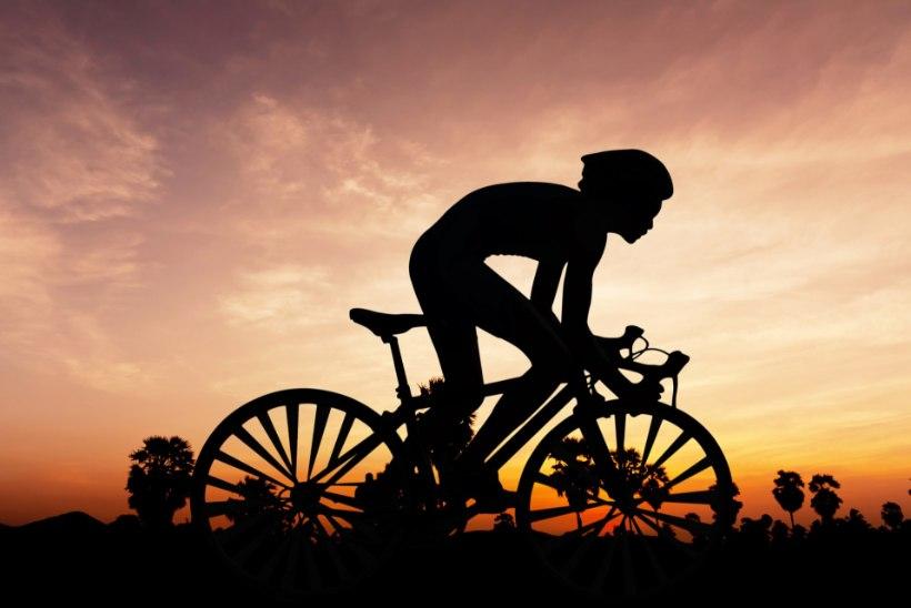 Kuidas pimedal ajal rattaga ohutult treenida?