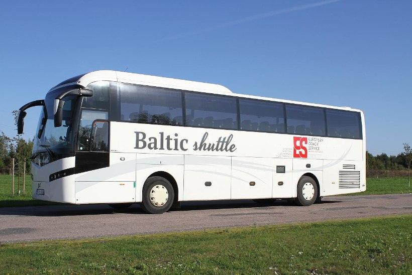 JÕULUKS VALMIS: Vene bussifirma noolib Värska spaaturiste