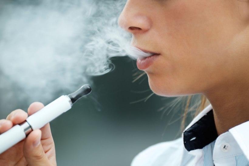SOTSIAALMINISTEERIUM: e-sigaret ei ole suitsetamisest loobumise abivahend