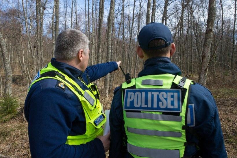 """Politseiõppus """"Orkaan"""": laupäeval hakkavad korrakaitsjad ukselt uksele käima"""