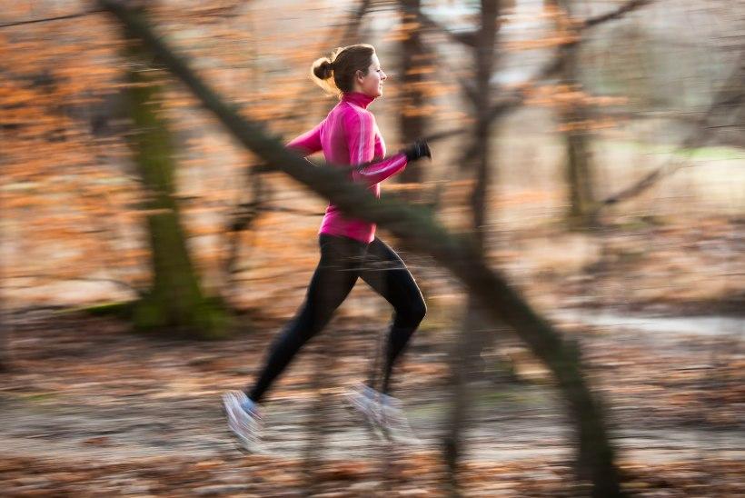 Miks ei tohiks iga päev end joostes treenida?