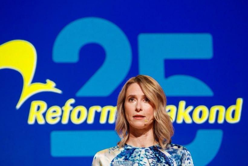 Kaja Kallas kantsler Lemetti vabastamisest: valitsus muutis korruptsioonist teatamise karistatavaks