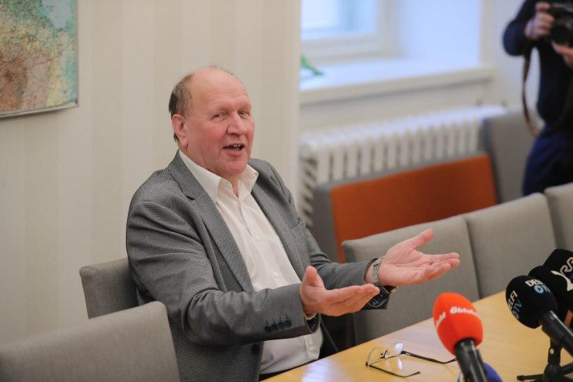 VIDEO | TÖÖRAHU NIMEL: valitsus tagandas nii minister Mart Järviku kui ka kantsler Illar Lemetti
