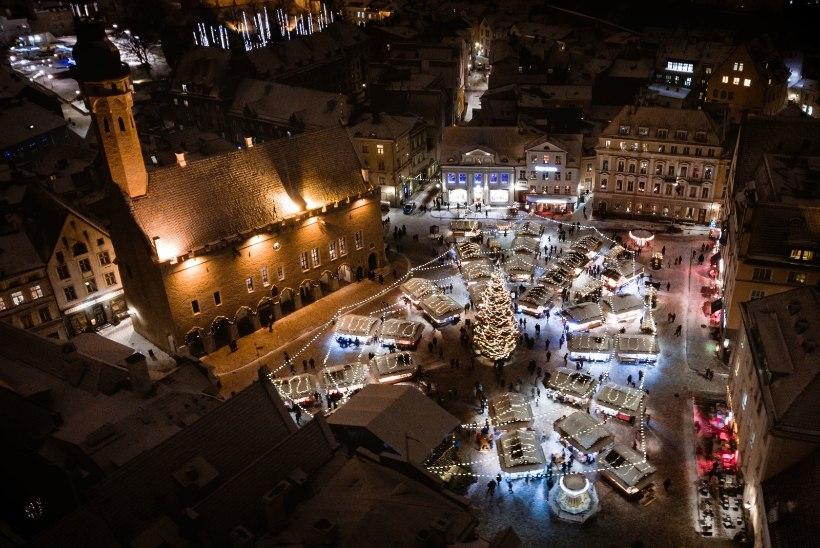Briti väljaanne soovitab: Tallinn on üks soodsamaid kohti Euroopa jõuluturu uudistamiseks!